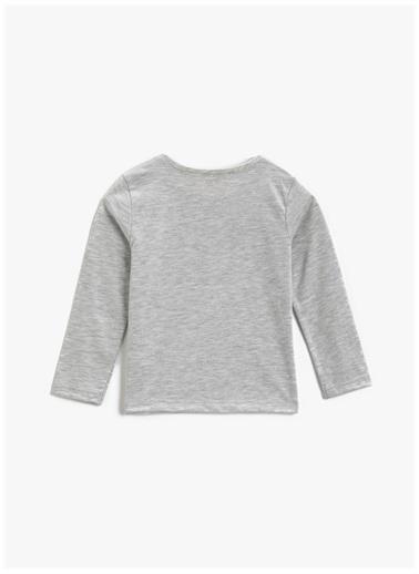 Koton Koton T-Shirt Renkli